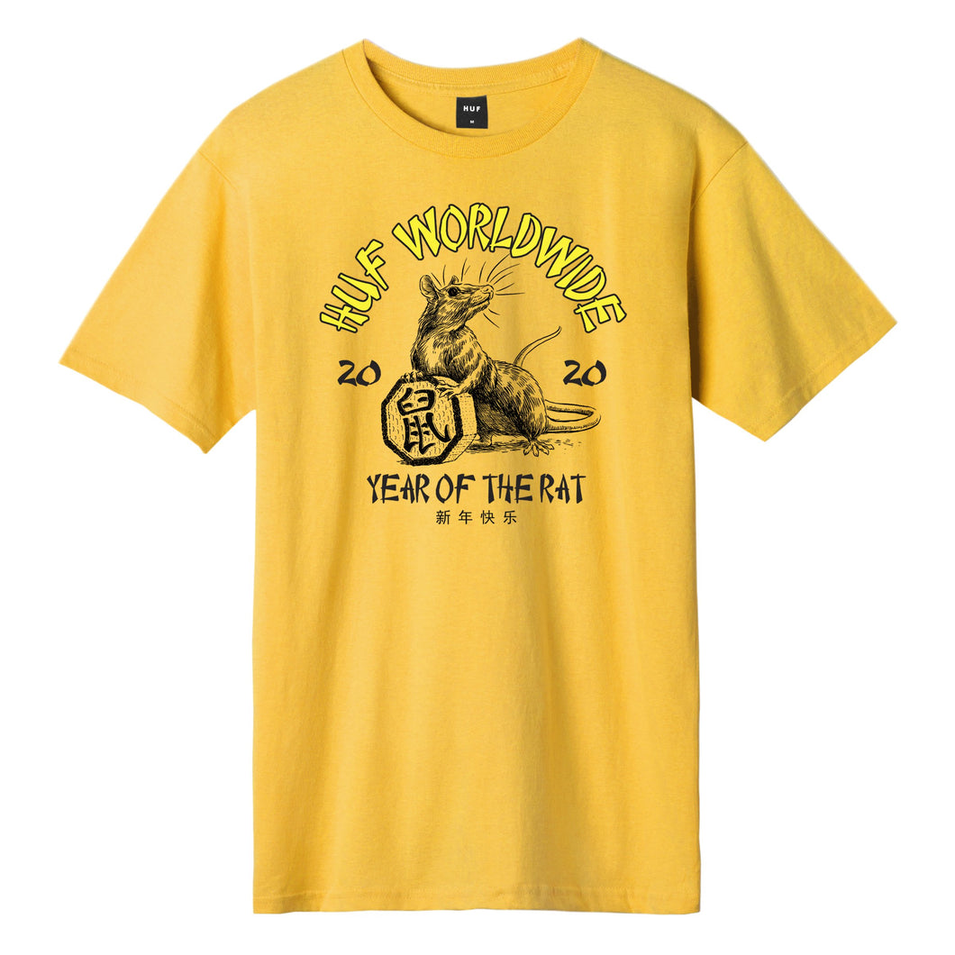 Year of the Rat T-Shirt Gold