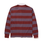 Load image into Gallery viewer, HUF Yorke Long Sleeve Rugby Brick
