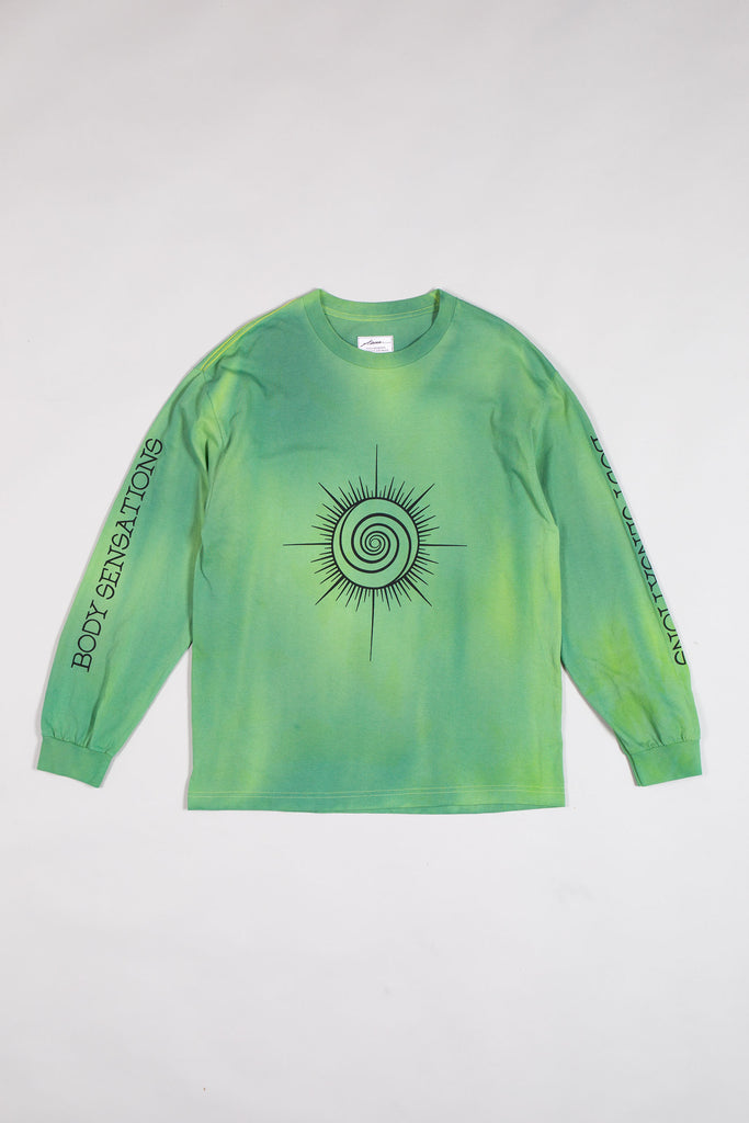 Body Sensations Long Sleeve