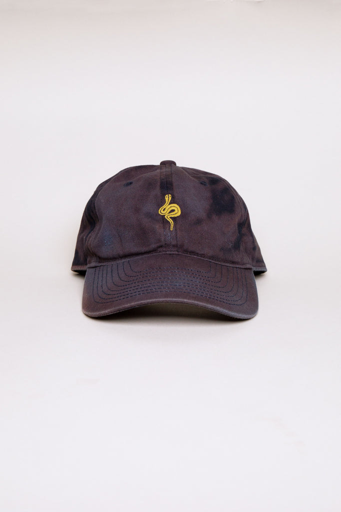 Washed Snake Cap Dove Blue