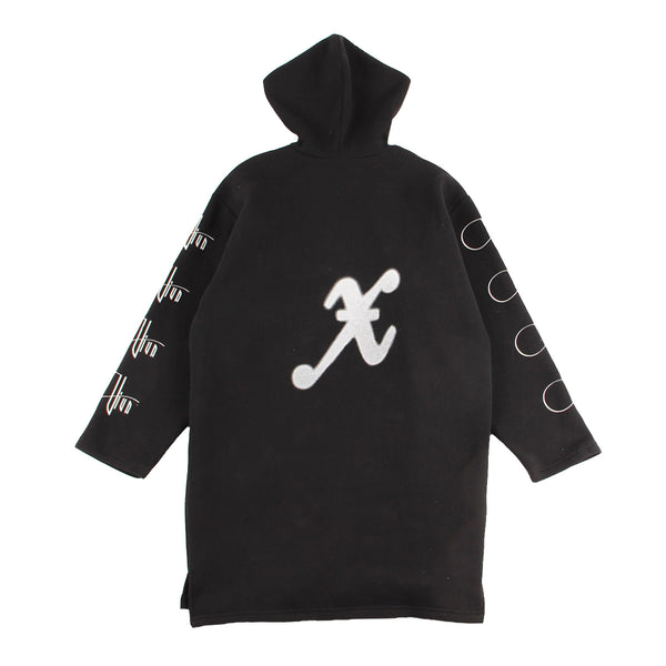 Xmal Deutschland Hooded Dress