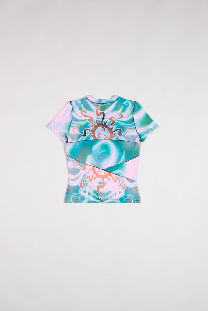 Psychedelic Sun Top