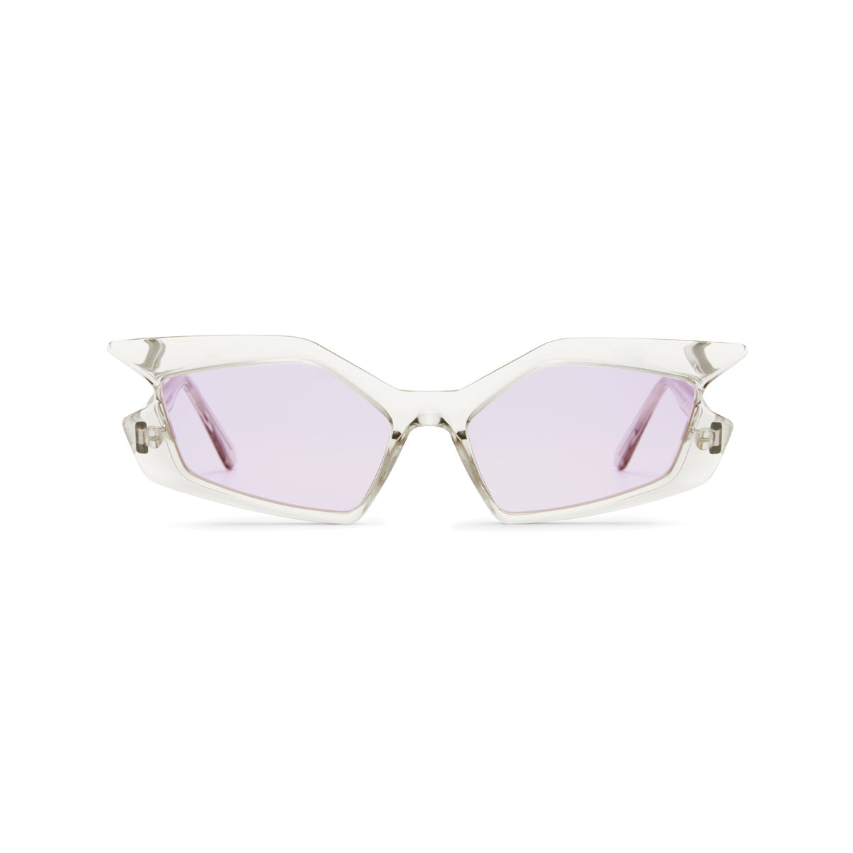 Batcaver Sunglasses Transparent