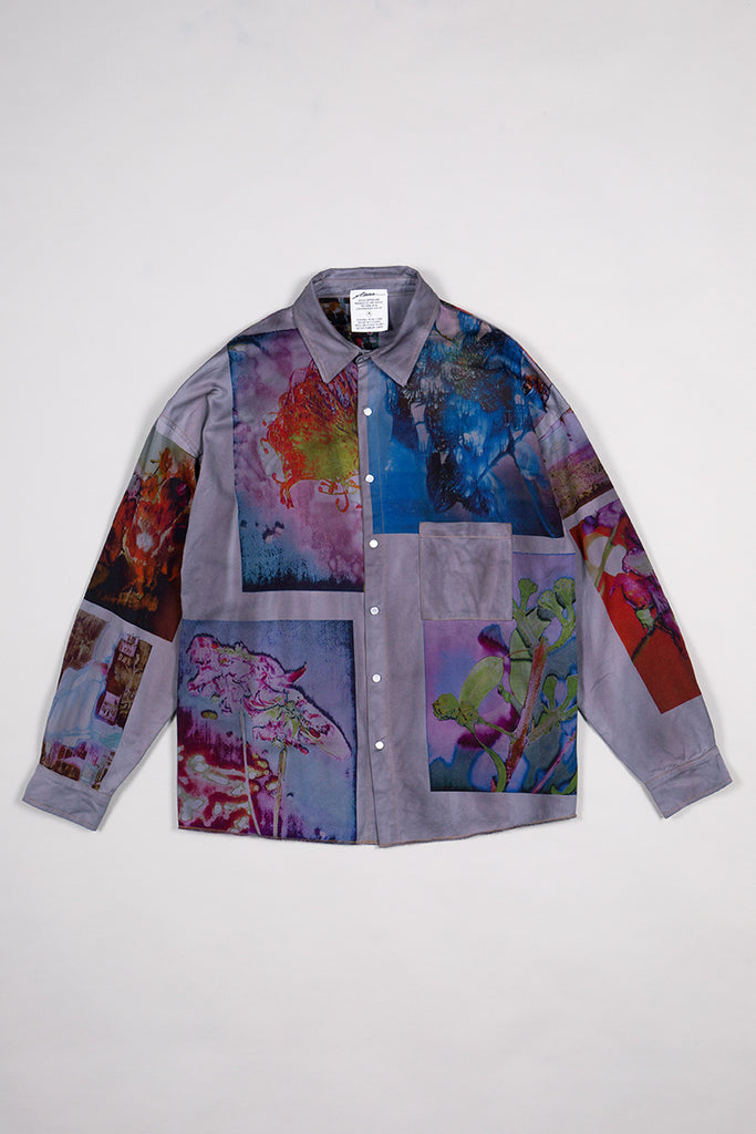 In Bloom Work Shirt