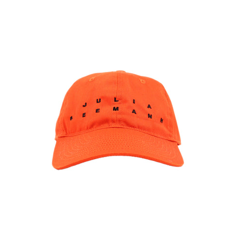Julia Seemann Cap Orange