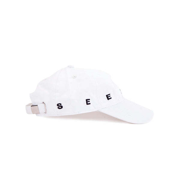 Seemann Cap White
