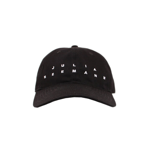 Julia Seemann Cap Black