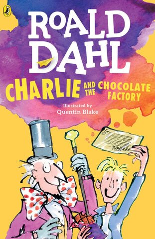 Charlie and the chocolate factory bedtime story