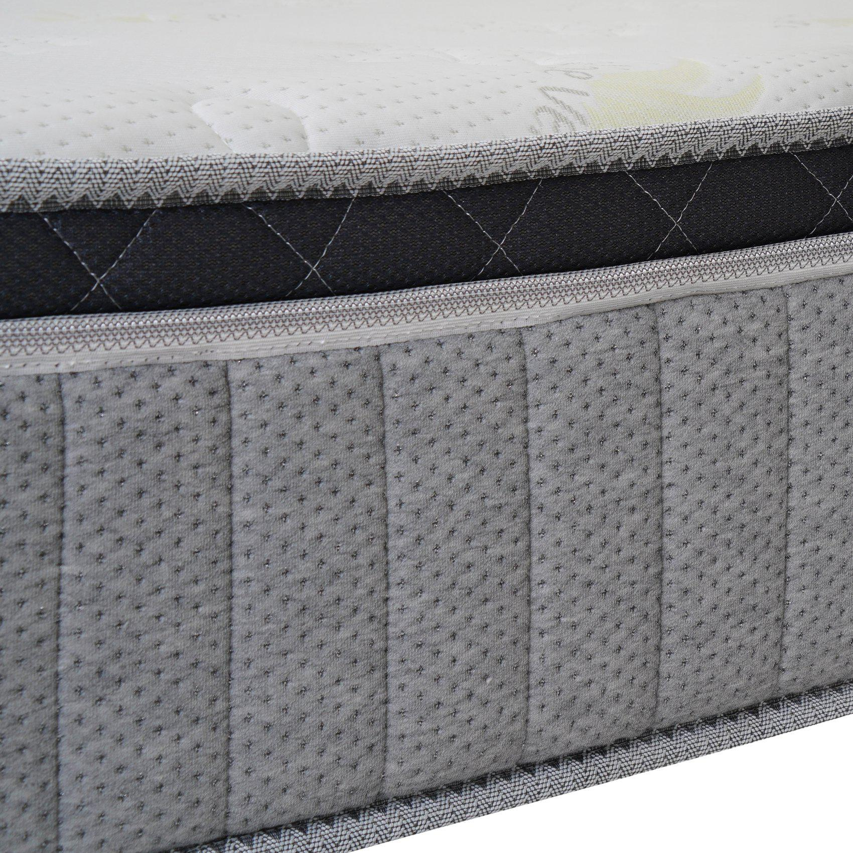 pocket spring aloe vera mattress