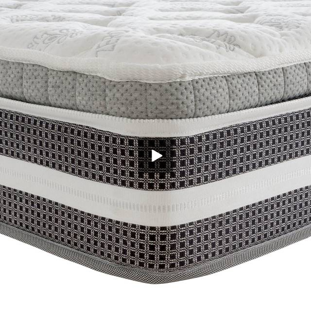 Charcoal Memory Foam Mattress online