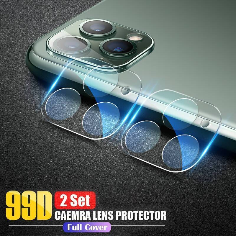 [Buy One Get One Free] Lot Back Camera Lens Protective For iPhone (iPhone 11 version is released)