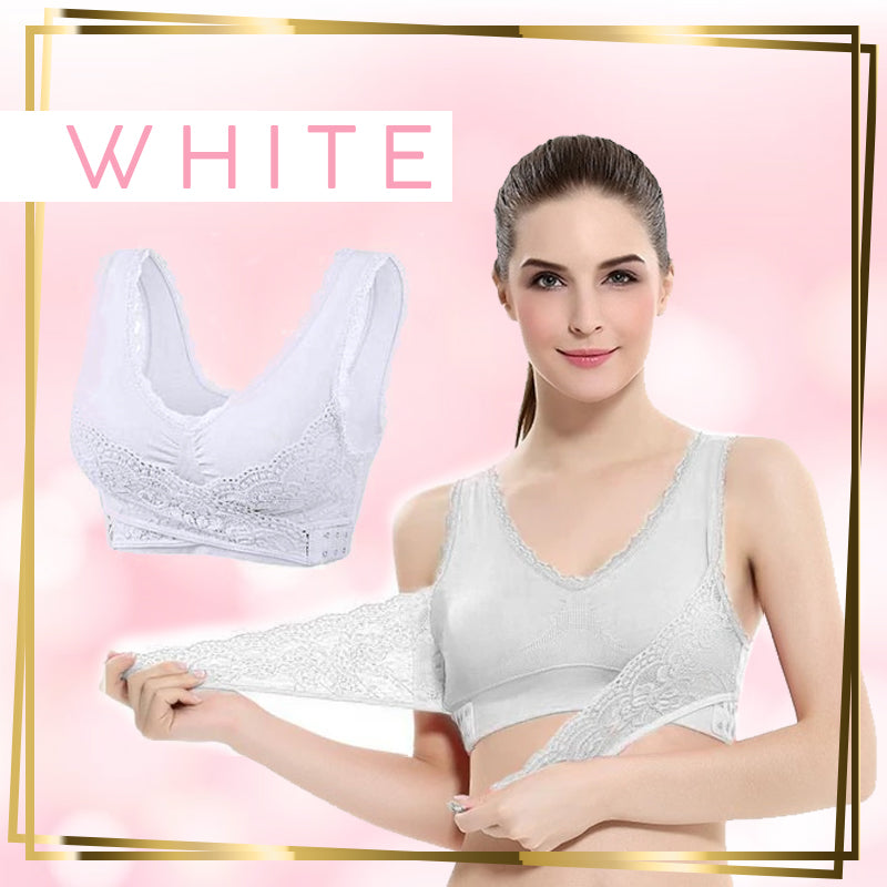 Ultra Comfy Full Support Bra