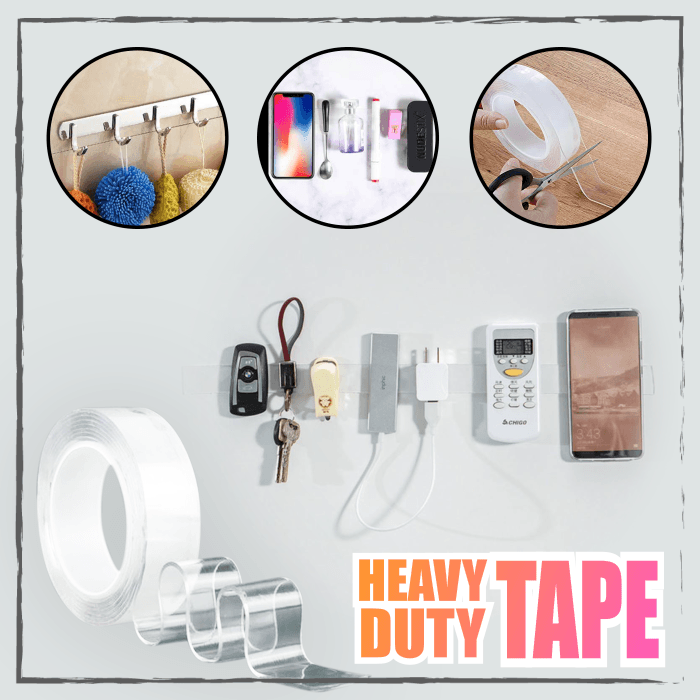 Heavy Duty Tape