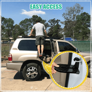 Vehicle Roof Step