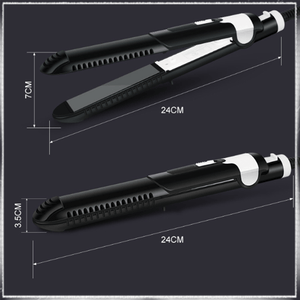Salon Silky Ceramic Straightener