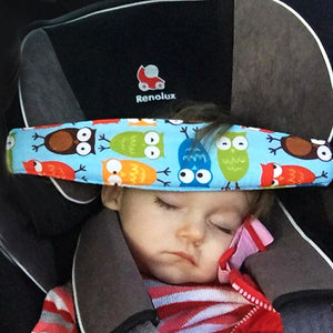Cartoon Pattern Kids Safety Car-seat Auxiliary Belt