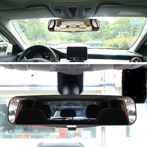 Adjustable Curved Mirror for Car/Truck