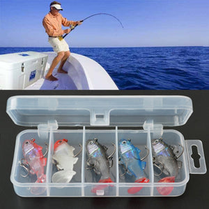 Fishing Artificial Bait Lures Set