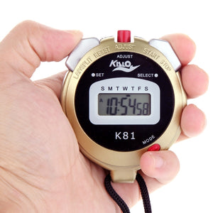 Digital Chronograph Stopwatch