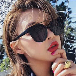 Women Retro Eye wear Sunglasses