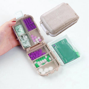 Amazing First Aid Pill Box 2 PCS