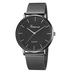 Geneva Fashion Quartz Watch