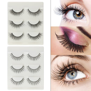 Natural Stem Charming False Eyelashes