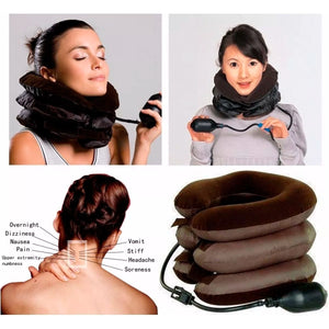 Inflatable Air Cervical Neck Massager