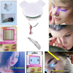 LED Light Eye Lashes