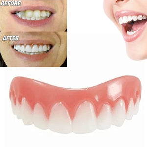 Silicone Whitening Simulation Braces