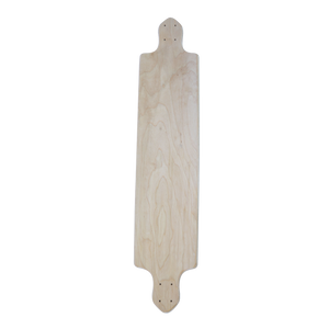 Electric skateboard deck bamboo