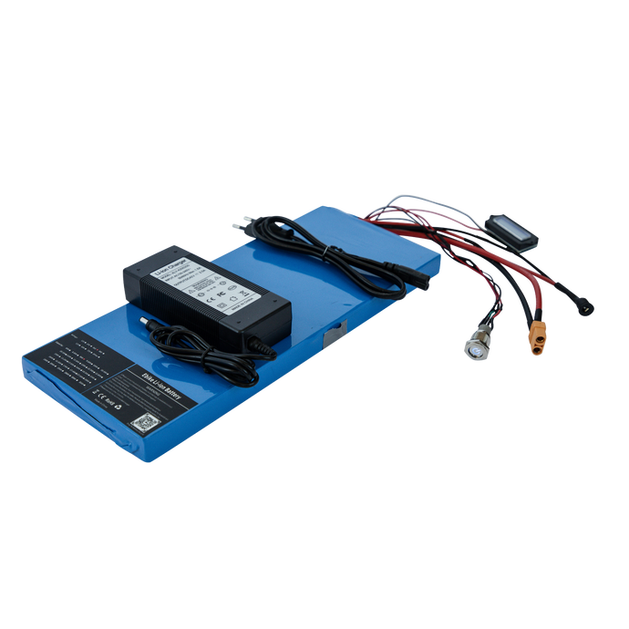 Electric skateboard battery 10S3P 30Q