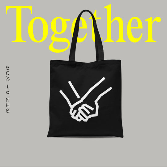 Guest Editions Totes for the NHS