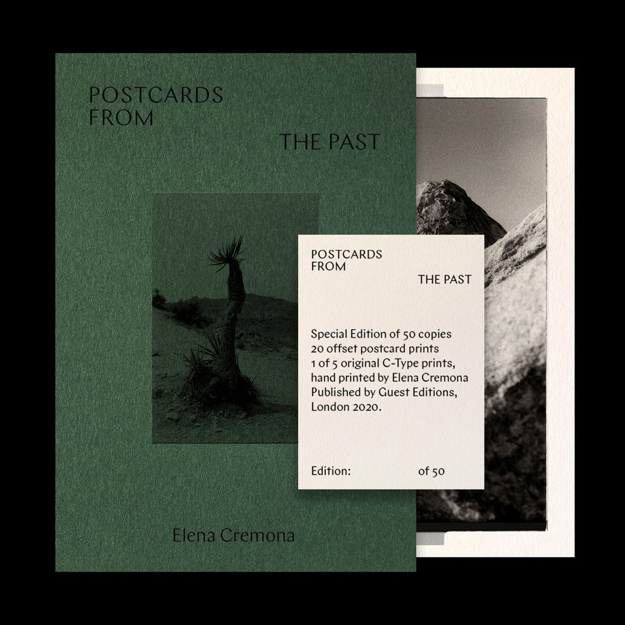 Elena Cremona, Postcards from the Past, Special Edition