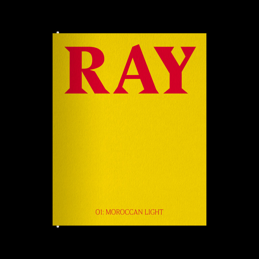 RAY 01: Morrocan Light, Laura McCluskey