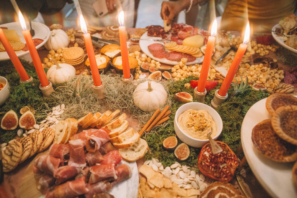 The Perfect Fall Harvest Housewarming Party