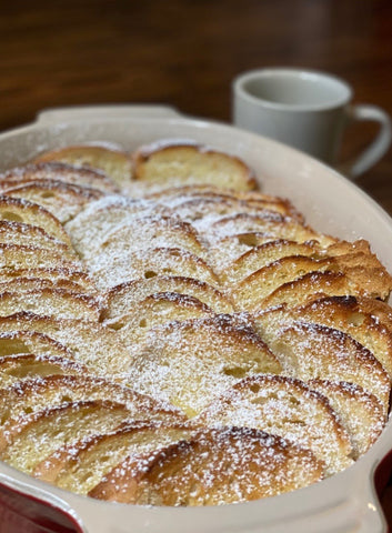 French Toast Table and Thyme