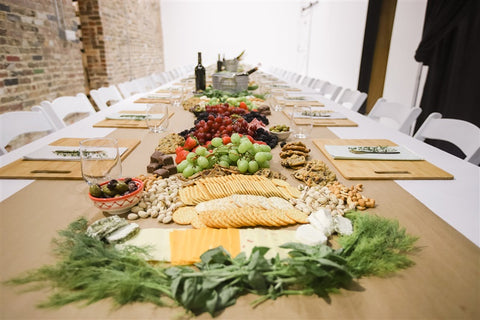table and thyme graze board class
