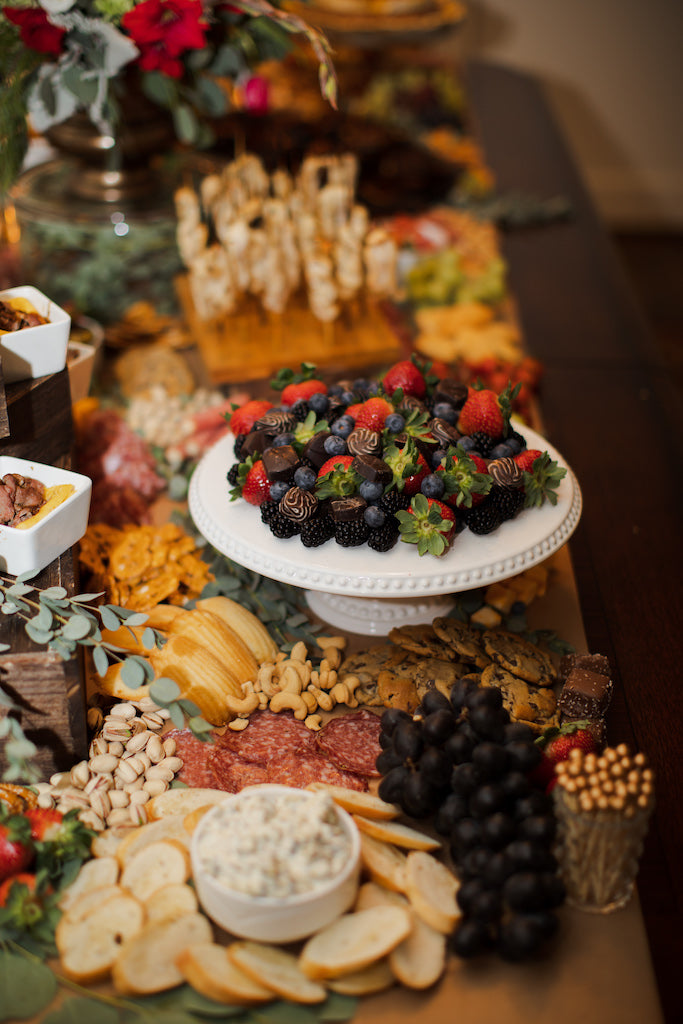 therapy brands event tablescape