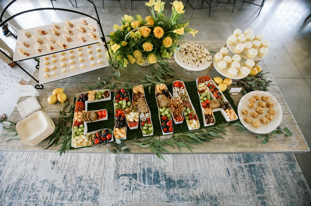 table and thyme letter graze boxes