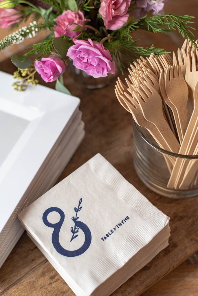 Table and Thyme Napkins