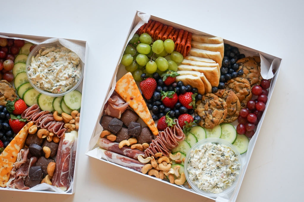 Small Graze Box
