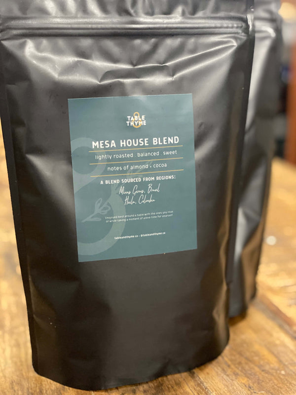 Mesa House Blend Coffee