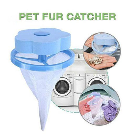 Floating Fur Catcher