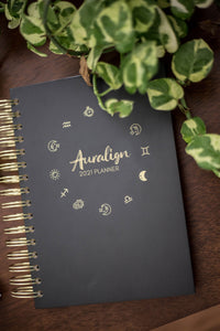 The Auralign 2021 Planner PRE-ORDER (Ships late-February) - Auralign Shop