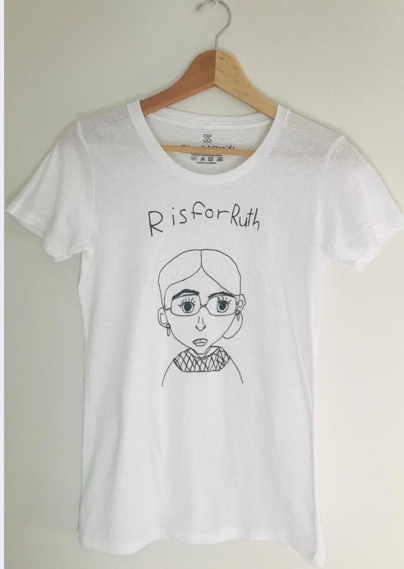 R is for Ruth Adult Tee