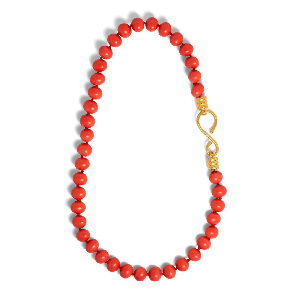 Coral Pebble Pearl