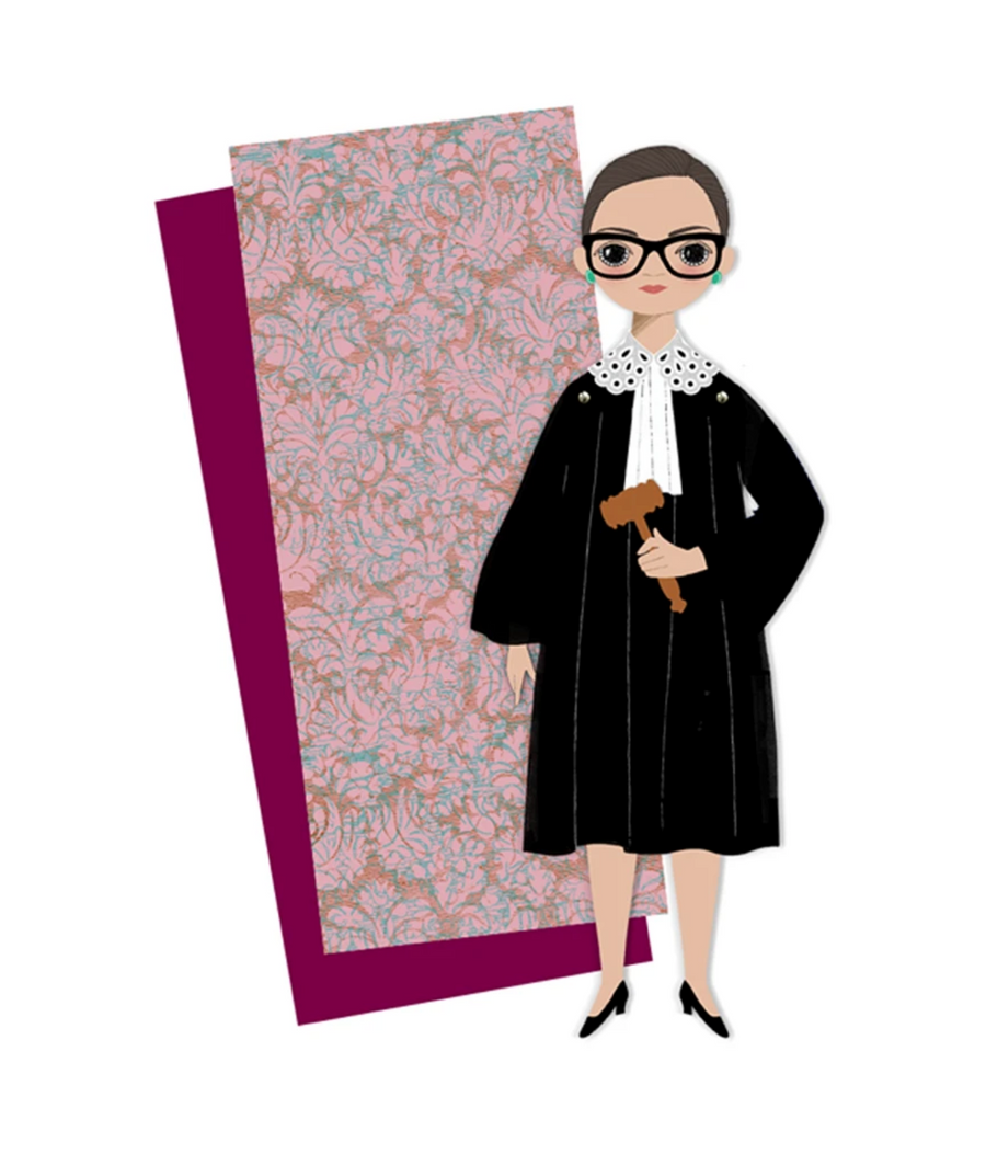 Ruth Mailable Paper Doll