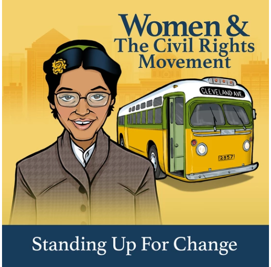 Women & The Civil Rights Movement - Standing Up for Change ebook by Arlisha R. Norwood
