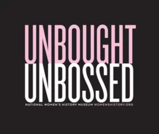 Unbought Unbossed Tee